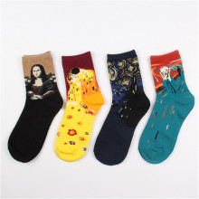 Fine Art Cotton Socks