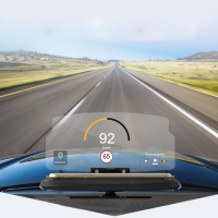 Universal Mobile GPS Navigation Bracket HUD Head Up Display For Smart Phone Car Mount Stand Phone
