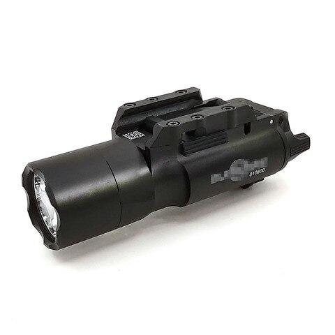 hanggun x300u sotac gear tatico pistola lanterna led caca lanterna para 20mm para picatinny 20