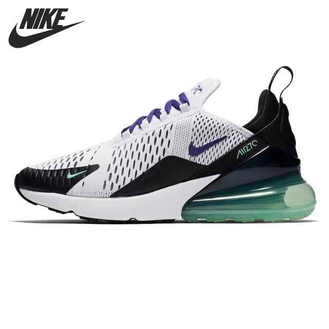cheap for discount 42c1b 31c1e Nueva llegada Original 2018 NIKE AIR MAX 270 zapatos corrientes de las  mujeres zapatillas
