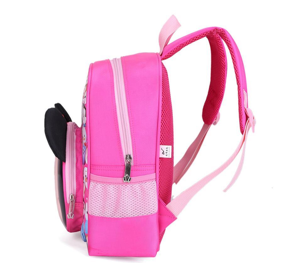 e17d38d3df Hot Cartoon mickey children backpacks kids kindergarten backpack kid school  bags Satchel for boy and girls Mochila Infantil-in School Bags from Luggage  ...