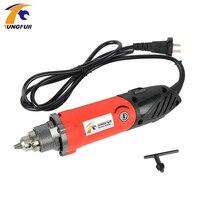 Machine Polishing Engraver Electric Metalworking Mini Drill Flex Shaft Grinders Power Tool 30000rpm Variable Speed Rotary