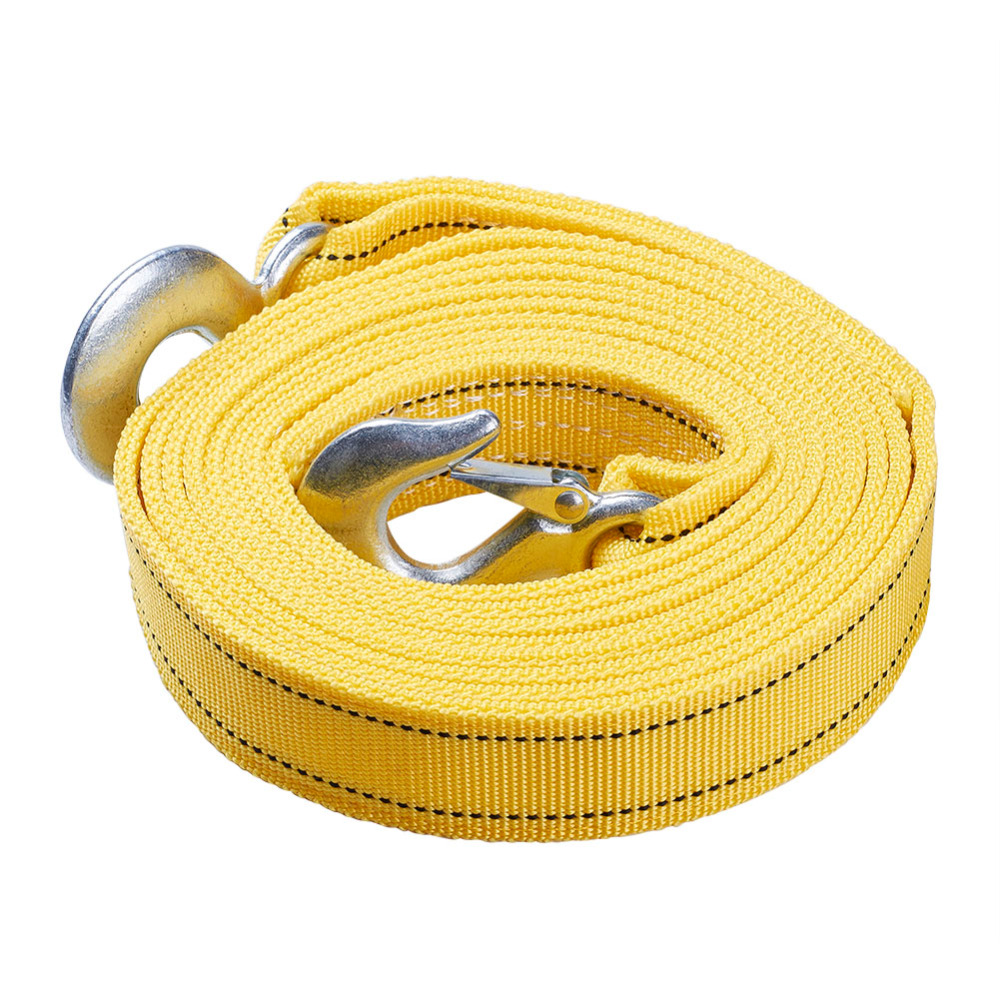 Car towing cables: types, characteristics, selection 78