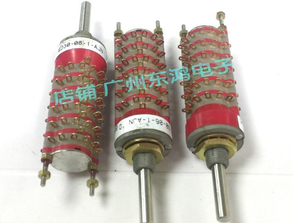 [VK] American GRAYHILL rotary switching band switch 6 layers 6 knife 12 position 360 degree 71ED30-06-1-AJN