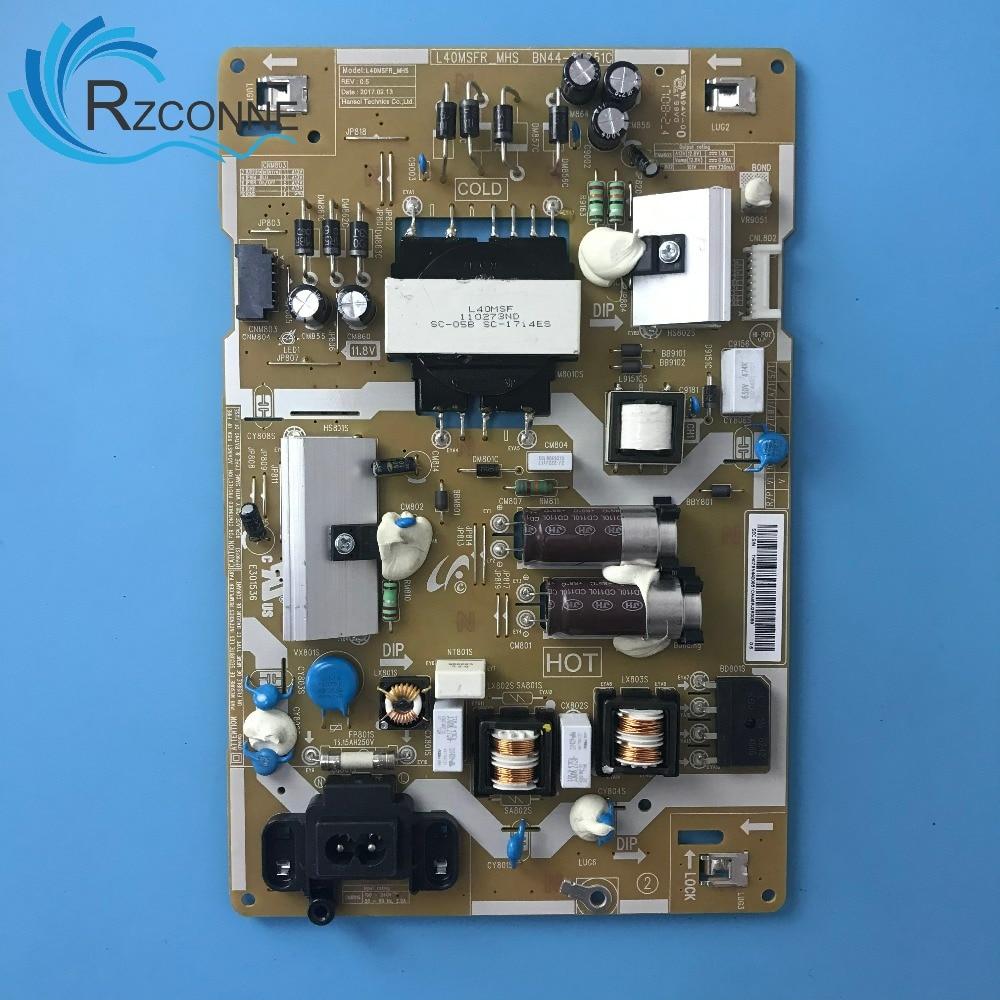 Power Board Card Supply For Samsung 40'' TV L40MSFR_MHS BN44-00851C UA40J5000AR UN40J5200DF UN40M530DAF UN40M530D UN40M5300AF