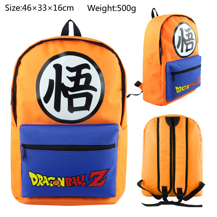 7 Dragon Ball Zongzi Thick Canvas Trend Students Computer Backpack For Boy Fashion Backpack Shcool Packback Special Summer Sale Home