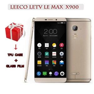 Image 1 - Оригинальный смартфон LeEco Letv Le Max X900, 6,33 дюйма, 3400 мАч, Восьмиядерный процессор Snapdragon 810, 4 Гб ОЗУ, 128 ГБ, 21 МП