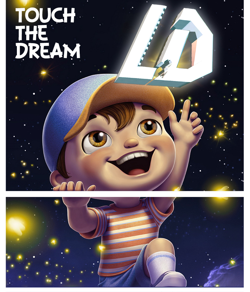 touch the dream