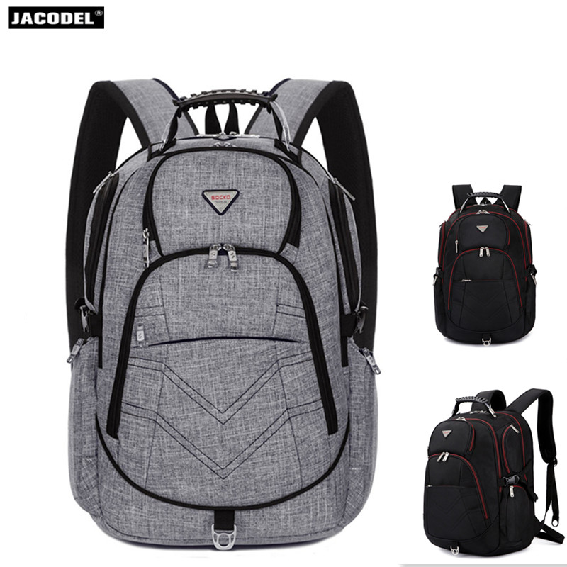 Jacodel 18 19 Inch Laptop Bag 17 3 Large Computer For Backpack Dellalienware Rf712 Rog750 Gaming In Bags Cases From