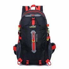 2016 Men&Women Large Capacity Casual Backpack Rucksacks Shoulder Bag Laptop Backpack Hike Trek Travel Bag  Mochila Y72