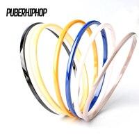 JFY Black White Rainbow Energy Ceramic Bracelet Trendy Style Unique Design Clothes Bracelets For Female