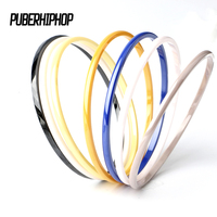 JFY Black White Rainbow Energy Ceramic Bracelet Trendy Style Unique Design Clothes Bracelets For Female