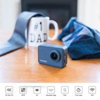AKASO V50 pro 4 К 20MP Wi Fi Экшн камера Ultra HD с EIS удаленного Управление Водонепроницаемый спортивные Камера cam Подводное плаванье