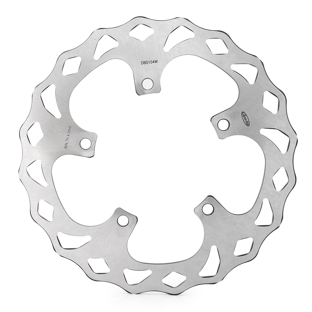 For Kawasaki Z250SL ABS / NINJA 300 ABS / Z 300 Z300 ABS Front Brake Disc Rotor Motorbike Parts Accessories Right