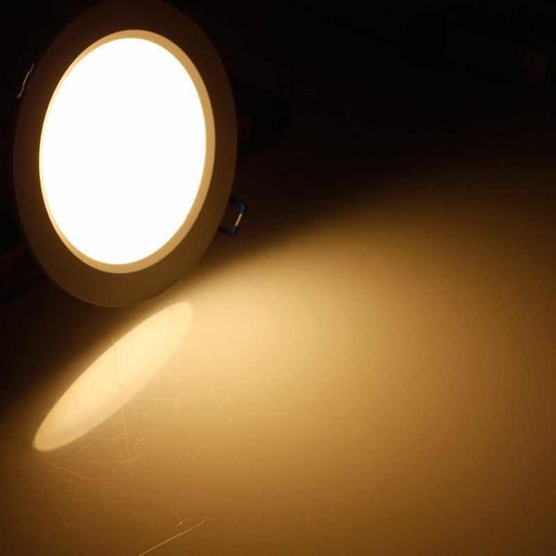 3 шт./партия, водонепроницаемый, с регулируемой яркостью, бесплатная доставка, светодиодный светильник 5 Вт, 7 Вт, 9 Вт, 12 Вт, 15 Вт, светодиодный светильник, потолочный светодиод, 4 года гарантии