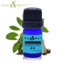 Vicky&winson Sandalwood Essential Oil 5ml Face Moisturizer Dry Skin Anti Aging Anti Wrinkle Skin Care VWXX56