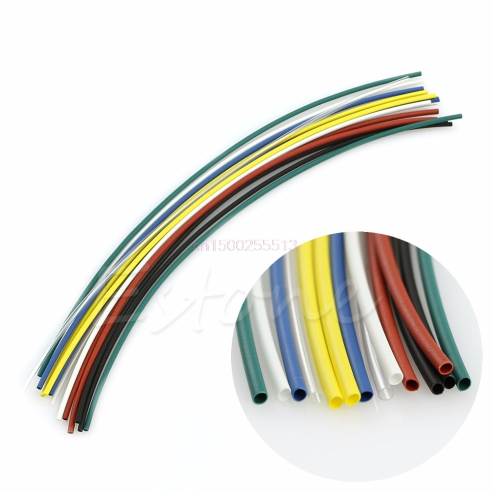 70pcs 5 Size Assortment 21 Heat Shrink Tubing Tube Sleeving Wrap Wiring Wire Cable Kit In Sleeves From Home Improvement On Alibaba Group