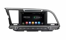 Quad Core HD 2 din 8″ Android 5.1 Car Radio DVD Player for Hyundai Elantra 2016 2017 With GPS 3G WIFI Bluetooth TV USB 16GB ROM