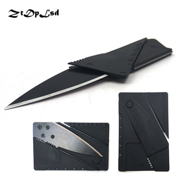 Ztdplsd portable mini credit card folding knife stainless steel blade pocket wallet outdoor survival camping tactical.jpg 250x250