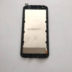 Image 2 - Ulefone S7 Gebruikt Lcd scherm + Touch Screen + Frame Voor MTK6580 Quad Core 5.0 Inch Hd 1280X720 Smartphone