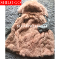 HOT 2016 New Women Warm Winter Pink & Blue Gray Jacket Coats Thick Parkas Plus Size Real  fox Raccoon Collar Hooded Outwear coat