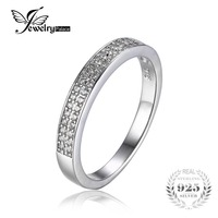 100 925 Sterling Silver Classicclassic Band Wedding Anniversary Ring Fashion Women Ring And Best Gift Free