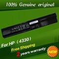Бесплатная доставка 3ICR19/66-2 633733-1A1 633733-321 633805-001 650938-001 HSTNN-DB2R HSTNN-IB2R Оригинальный Аккумулятор Для ноутбука HP