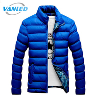 4XL Plus Size 2017 New Men Jacket Autumn Winter Hot Sale High Quality Men Fashion Coat