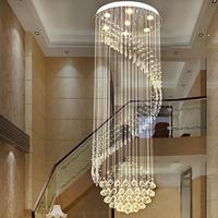 Para Сала де янтарь Lampara Colgante блеск Европейский кристалл Luminaria светильник Suspendu подвесной светильник Лофт подвесной светильник