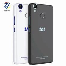 original THL T9 Smartphone 4G 5.5″ HD Fingerprint Smartphone Android 6.0 MTK6737 Quad Core 1.3GHz Cellphone 1GB+8GB Mobile Phone