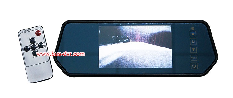 5inch rear mirror monitor 7105T