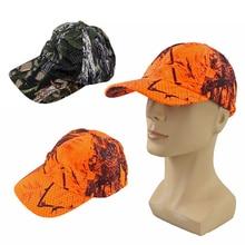Тактическая камуфляжная кепка, регулируемая бейсбольная кепка для охоты, рыбалки, велоспорта, кемпинга, пеших прогулок, мужская и женская кепка