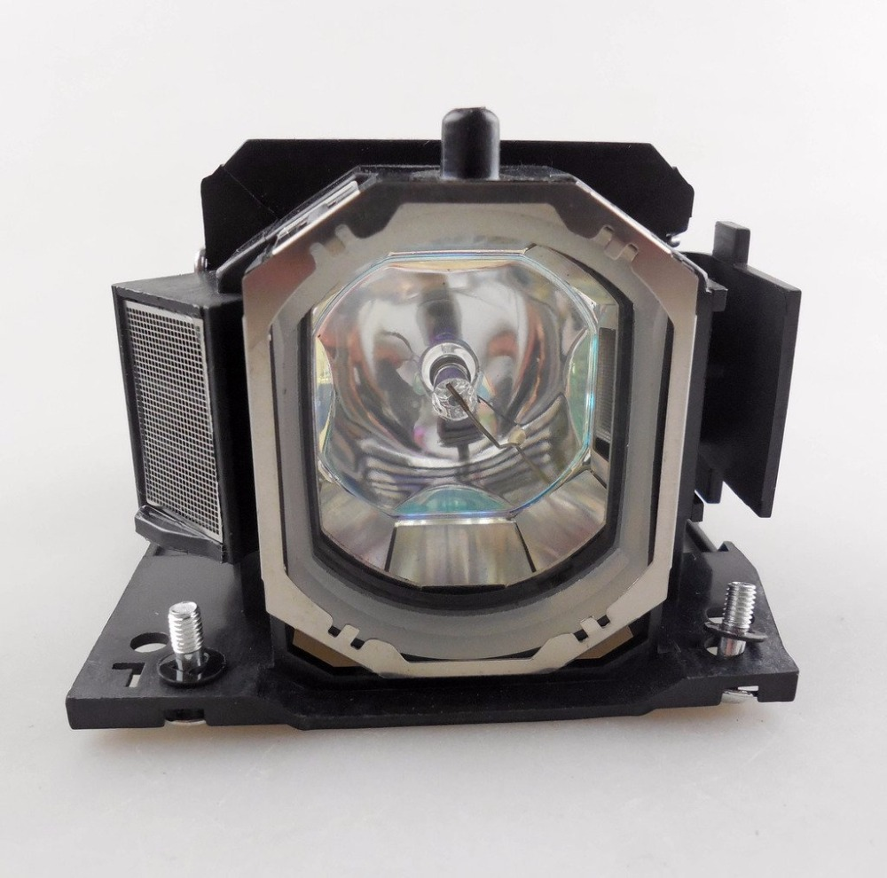DT01141  Replacement Projector Lamp with Housing  for  HITACHI CP-WX8 / CP-X2520 / CP-X3020 / CP-X7 / CP-X8 / CP-X9 / ED-X50 projector lamp dt00531 with housing for cp x880w x885w hitachi