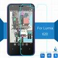 Для Nokia lumia 620 625 630 640 XL Закаленное Стекло Экрана протектор 0.26 мм 2.5 9 h Безопасности Защитную Пленку на lumia 640XL Двойной Sim