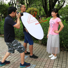 PULUZ 80cm 5 in 1 Portable Foldable Studio Photography Reflector Collapsible Photo Studio Reflector Board Panels Light Photograp