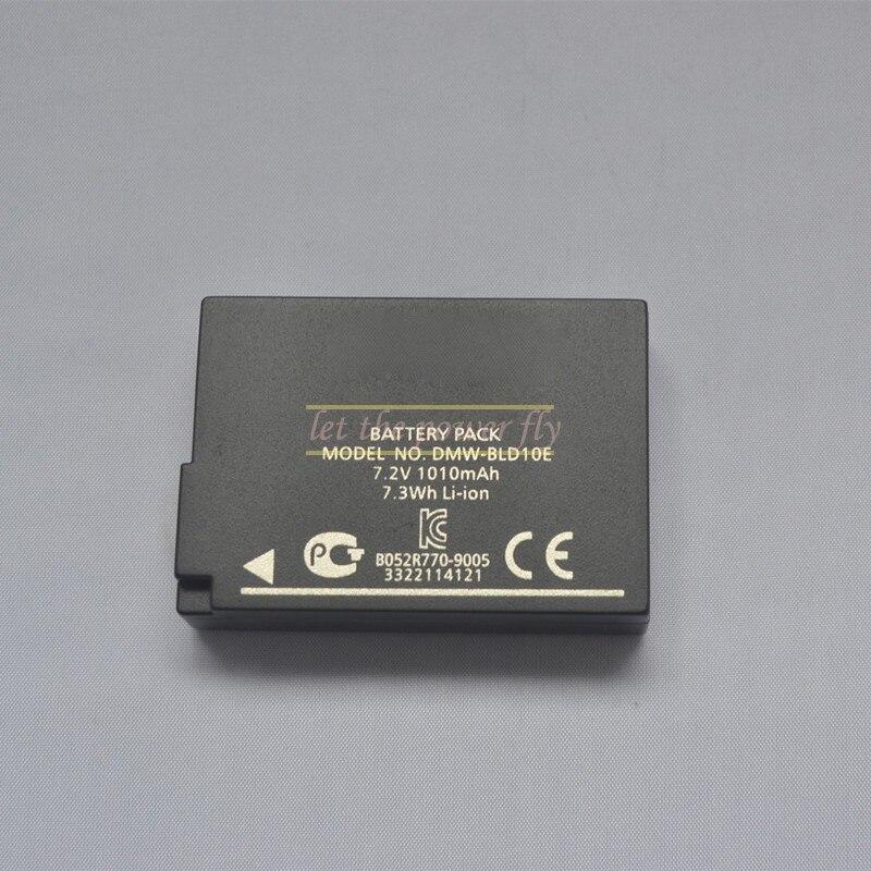 DMW-BLD10 DMW - BLD10GK DMW-BLD10E המצלמה החלפת סוללה Li-Ion עבור Panasonic DMC-GF2 G3 DMC-GF2GK