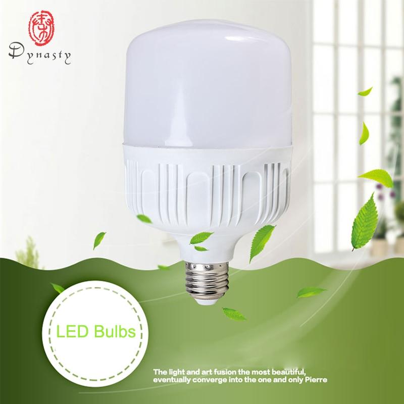 2 Pcs/Lot LED 28 W haute puissance ampoule Super luminosité économie d'énergie lampe E27 titulaire AC85-265V intérieur extérieur lampadaire dynastie