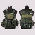 military multicam tactical board Molle vest colete tatico modular colete tatico Paintball airsoft gilet tactique chaleco tactico