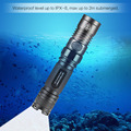 NITECORE EC20 Ultra Bright Portable Handheld Handy 960LM XM-L2 7-mode LED Flashlight Lamp Torch Light