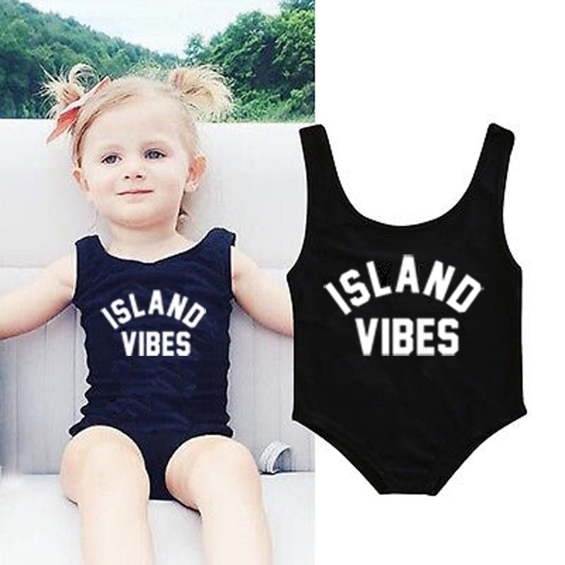 Mom Baby family Swimwear 2018 Sexy One Piece Swimsuit Gils Bather Thong Backless Monokini Bodysuit Kids Beach Bathing Suit