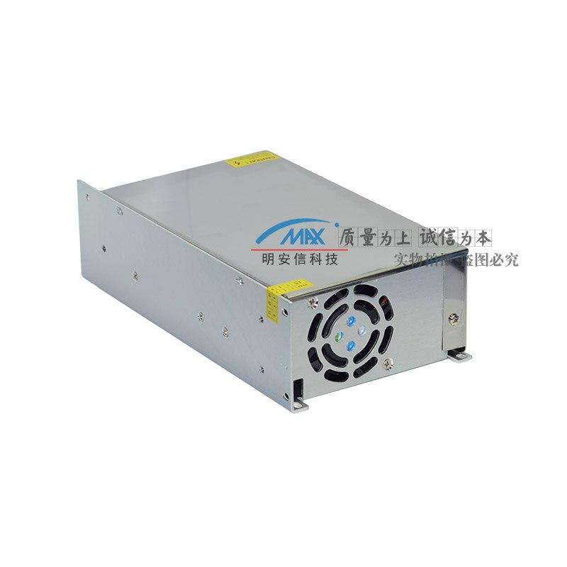 24V20A alimentation à découpage 500 W haute puissance moteur lampe à LED puissance 220 V tourner 24 V DC S-500-24 - 4