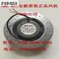 Brand New NMB 175R 069D 0566 24V 3 5A For MITSUBISHI Inverter Centrifugal Fan