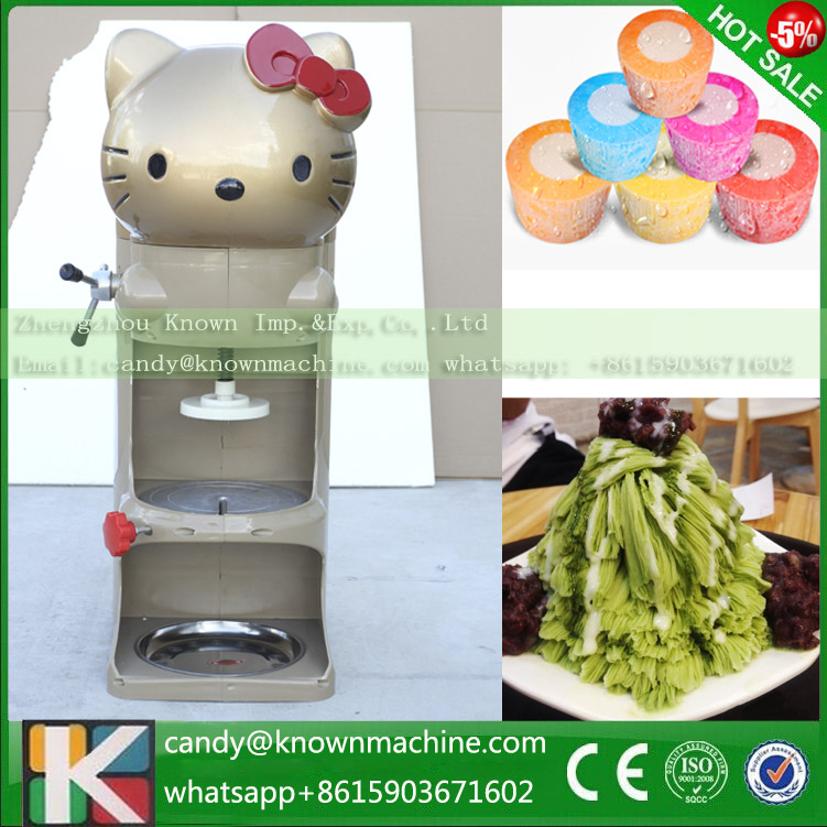 shaved flake ice maker machine commercial hot on sale automatic electric taiwanese shaved ice maker kakigori machine