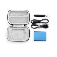 حقيبة حمل جديدة لهاتف سامسونج SSD T5 المحمول-في حقائب وعلب الأقراص الصلبة من الكمبيوتر والمكتب على
