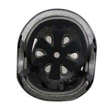 New Arrival Carbon Foil Skating Helmet Cool