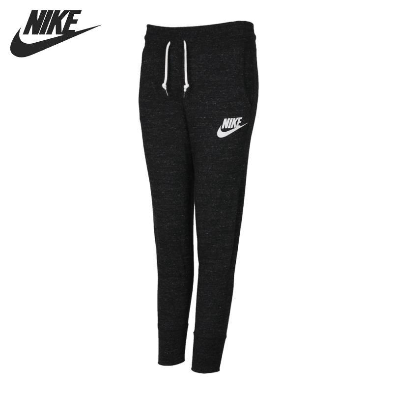 €55.36 30% de DESCUENTO|¡Novedad! ¡Original! Pantalón retro NIKE para  gimnasio NF, pantalones deportivos para mujer|Pantalones de correr| -  AliExpress