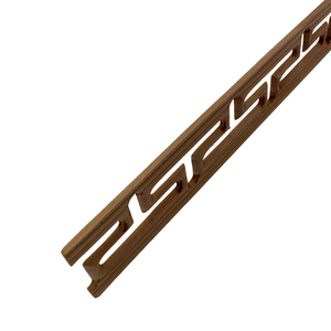 Image 5 - 装飾ライン花ウッド刻まれたデカールコーナーアップリケフレーム壁家具木彫り木製置物工芸品ホーム100センチ
