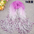 Bufandas Winter Scarf The 2017 New Shade Sunscreen Hijab Shawl Scarf Long chiffon Scarves Women bandana bufanda mujer