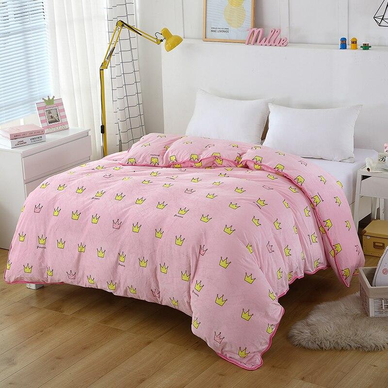 Pink Yellow Crown Pattern 1 Pcs