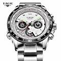 Reloj Hombre de Moda Esporte Mens Relógios Top Marca de Luxo Militar Relógio de Quartzo Dos Homens À Prova D' Água Relógio de Tempo Do Mundo Relogio masculino
